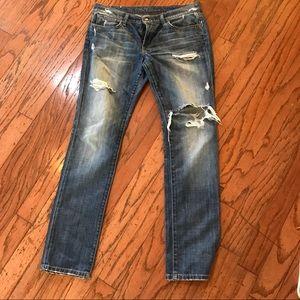 "Distressed Joe's ""The Best Friend"" Jeans"